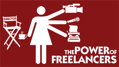 How Freelancers Create A Business Advantage